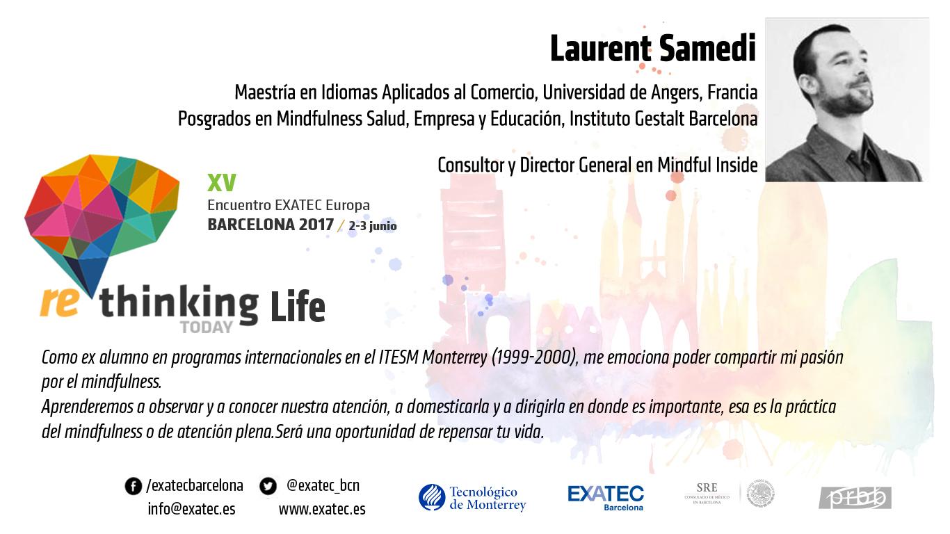 Flyer_Conferencia Rethinking Life